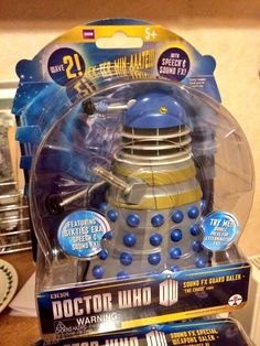 talking Dalek from The Chase