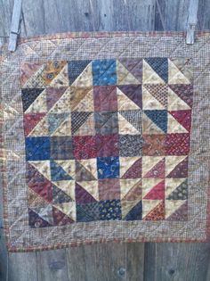 Cheri's July quilt