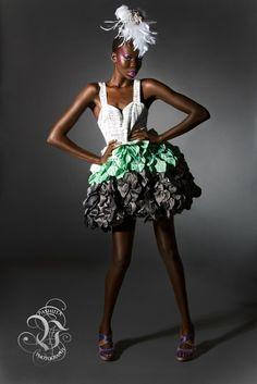 high fashion poses
