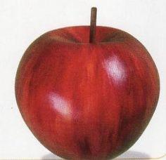 Diy, Apple, Fruit, Flower, Ideas, Apple Crafts, Wood Projects, Apples, Sculpture