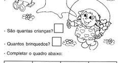 dia das Crianças - Atividades