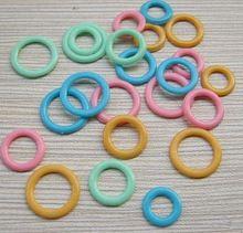 Sprzedaż hurtowa tworzyw sztucznych knitting stitch marker 1000…
