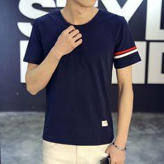 トップ品質af anjoy & フィッチ ブランド カジュアル tシャツ 100% コットントップス & tシャツ夏の男性tシャツ スポーツ tシャツ男性フィット ネス衣類