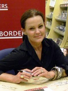 Belinda Carlisles book signing