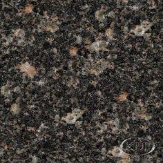 Nero Aswan Granite (Kitchen