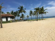 Love The Nam Hai resort in Danang Vietnam.  Beautiful beach and excellent service!