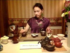 Chinese Tea Ceremony Yixing teapot: Wuyi Oolong