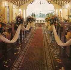 florales para iglesias buscar con google