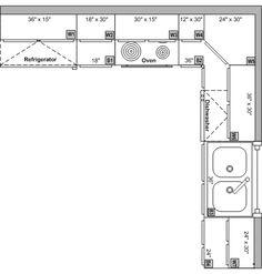 Small Kitchen Design Layouts eliza bistal (smilesnddimples) on pinterest