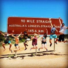Eyre Highway, Nullarbor | 40 Uniquely Australian Experiences To Add To Your Bucket List