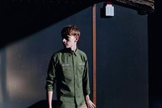 Carhartt WIP Spring/Summer 2012 Collection photographed by Alexander Basile