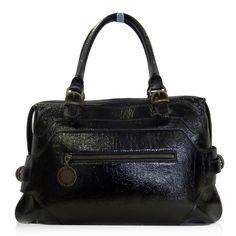 Stella McCartney Black Patent Bag  http://www.consignofthetimes.com/product_details.asp?galleryid=6402