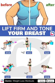 Gym Workout For Beginners, Gym Workout Tips, Ab Workout At Home, Toning Workouts, Workout Videos, Fun Workouts, At Home Workouts, Exercises, Crossfit Arm Workout