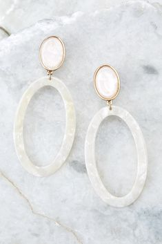 Trendy Women's Clothing - Dresses, Shoes, and Accessories Online – Red Dress Boutique Cute Cardigans, Cute Sweaters, Sweaters For Women, White Tassel Earrings, Gold Earrings, Drop Earrings, Pearl Studs, Unique Dresses, Gold Hardware