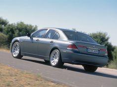 BMW 7 Series E65 | BMW 7 Series | Pinterest | BMW, Performance cars ...