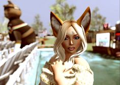Taken at Vygg http://maps.secondlife.com/secondlife/Vygg/28/147/82 #KittyCatS #SecondLife