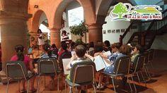 Villanueva de los Infantes - Maratón de Cuentos para la clausura de los Talleres de Animación a la Lectura