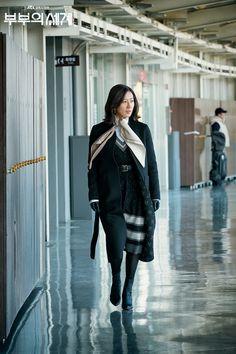 Drama Korea, Korean Drama, Korean Actresses, Married Life, Asian Woman, Kdrama, Bomber Jacket, Menswear, World