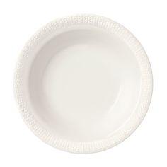 Iittala - Sarjaton Deep plate Letti 22 cm white
