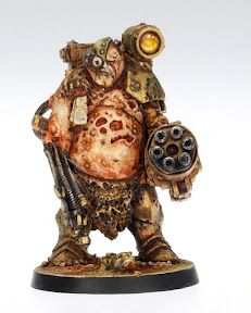 This miniature was painted by John Blanch