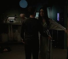 Ah, Agents of Shield, you know what I like......He makes such a good damsel in distress.