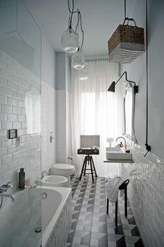 Fai da te: dipingere bagno da ristrutturare