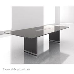nuvo Boardroom Table } Krug