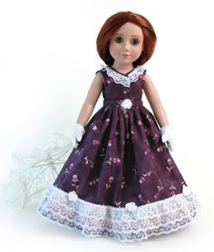Carpatina dolls - One of a kind Medieval Renaissance outfits - gallery