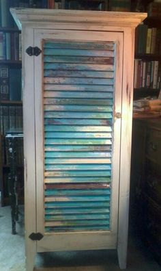nice paint treatment - from Repurposed Designs (Facebook)