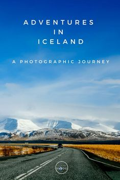 A stunning photography gallery from a week's journey around Iceland. | Travel Destinations | Traveling | Travel Bloggers |#travel#traveling#travelbloggers| www.fulltimenomad.com