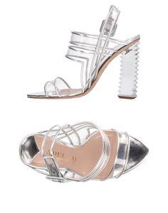 e17b4ab52a0e Aperlai Women Sandals on YOOX. The best online selection of Sandals Aperlai.