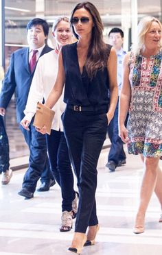 Fabulous Victoria Beckham