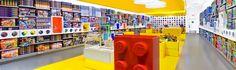 LEGO Store, Levallois-Perret