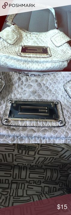Amazing smaller guess bag and matching wallet So nice and like new Guess Bags Mini Bags