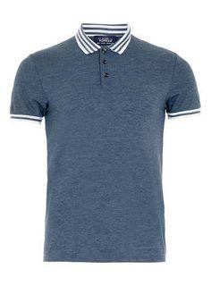 45b21f2128 Mens Clothing Camisas Turn Down Collar Shirt Polo Homme 2017 Mens ...