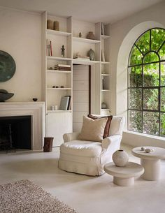 〚 How Zara Home decorated glorious old mansion of Belgian artist Eddie Dunkers 〛 ◾ Photos ◾ Ideas ◾ Design #classic #warm #house #window