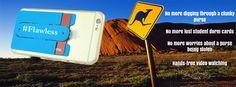 Kangaroo Kickllet Phone Accessory Love it or it's #FREE!  www.KangarooKickllet.com