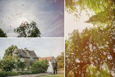 Hochzeit in Köln Seifenblasen Hochzeitsfotograf Landhochzeit auf dem Land Hanna Witte Weddingphotography Wedding Seifenblasen