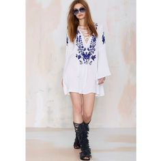 >> Click to Buy << 2016 new Fashion European chest bandage V neck loose cotton sexy printed beach holiday lady's blouse tops #Affiliate