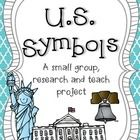 U.S. Symbols & Landmarks research project. Just in time for the big Cyber Monday sale! Just $2.52 Monday & Tuesday.