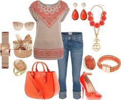 """casual"" by kerdman37 on Polyvore"