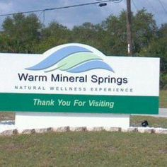 Today I have decided to share my experience at Warm Mineral Springs, North Port, Florida. Most of the Hubs I feel hit the ball out of the park when contributing to the history of the place. But, this is why I have pictures of the things they may have failed to contribute. Also, they seemed to me to lack their personal experience while there. Now, I do realize everyone absorbs life differently. But I feel as if more could be contributed on this wonderful, yet, smelly place.