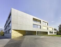 Gallery - Orientation School Extension in Kerzers / Morscher Architekten - 1