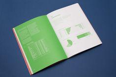 Informe Infoempleo 2012 by Estudio Menta, via Behance