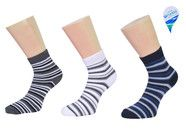 We are wholesaler, manufacturer & exporter of men sports socks. If you go to gyms morning and evening, playing different kinds of sports such as, football, cricket and other sports, athletic socks is fit for you. High Street Fashions are common fabrics used in our men sports socks products such as wool, bamboo, cotton, cashmere and silk. Here you buy different colors and comfort men sports or athletic socks at cheap and discount prices.