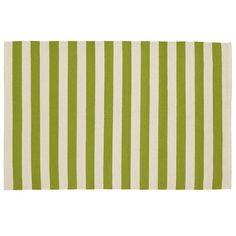 The Land of Nod | Kids Rugs: Pink Striped Patterned Rug in All Rugs