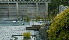 Bygg en lun uteplass i hagen