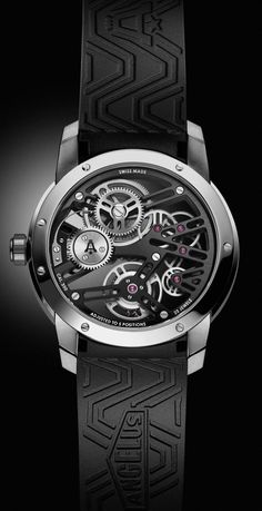 High quality crafted watches should be an inspiration for every design lover. Find more at luxxu blog!