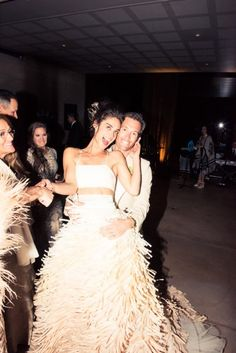 Andi Potamkin's Wedding Party