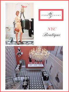 Ivanka Trump Boutique, retail design, commercial design, online interior design services, e-décor, e-design